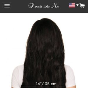Other - Irresistible Me Hair Extensions